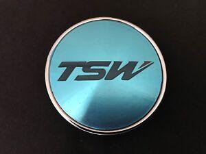 TSW-Custom-Wheel-Center-Cap-Machined-Finish-C-D31-Brand-New