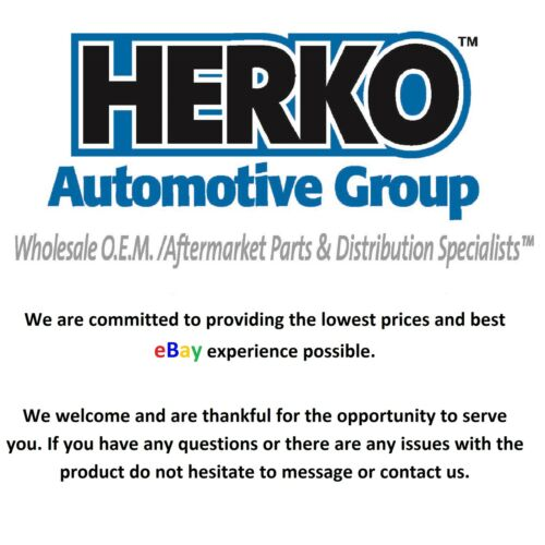 New Spark Plug Wire Set Herko Automotive WGM20 For Chevrolet Pontiac 1998-2002