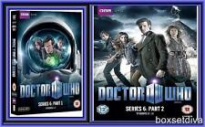 DOCTOR WHO - COMPLETE SERIES 6 - PART 1 & 2 *BRAND NEW DVD*