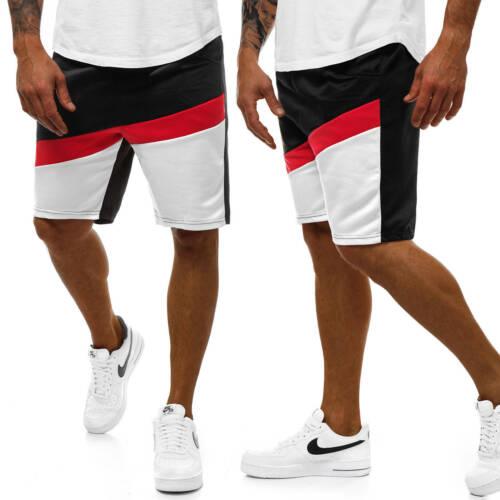 Pantaloni corto Shorts Jogging Sport Shorts Bermuda Fitness OZONEE js//81018 Uomo