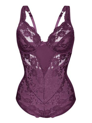 Sassa Body Classic Lace 904 Taille 70-95 B-D dans Purple