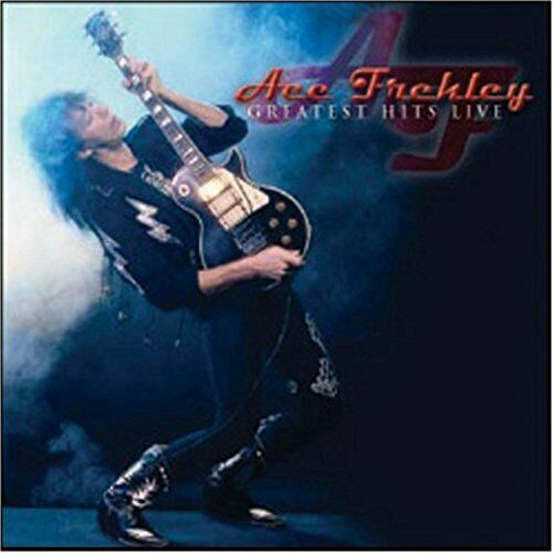 Ace Frehley - Greatest Hits Live [CD]