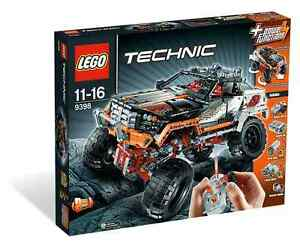 Lego® 9398 Technic 4x4 Offroader Neu _4x4 Crawler Nouveau Misb Nrfb