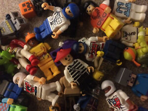 LEGO City Minifigure Lot of 2 Complete People
