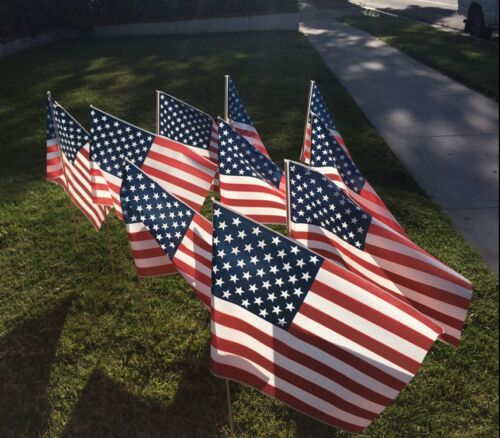 New US FLAGS USA American Flags United States 10x