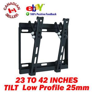23-42-034-LCD-PLASMA-LED-TV-TILT-WALL-MOUNT-BRACKET-SLIM-26-30-32-34-36-37-39-40-41