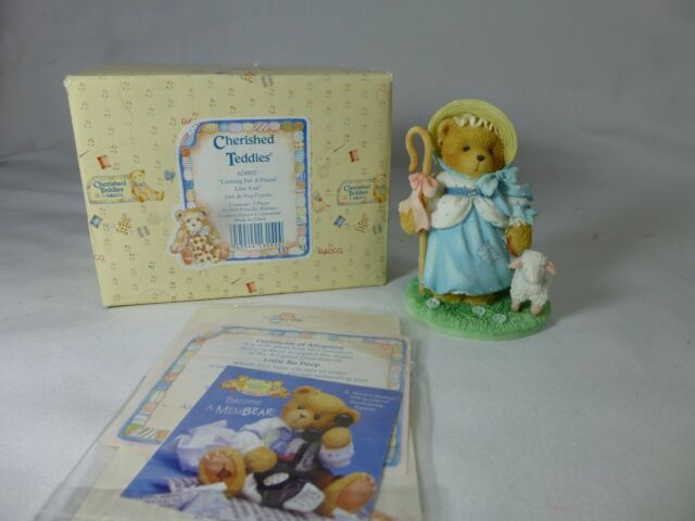 Cherished Teddies - Little Bo Peep - 624802 - Looking For A Friend Like You