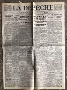 N27-La-Une-Du-Journal-La-Depeche-13-Decembre-1940