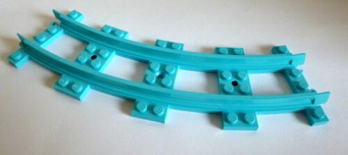 1 x lego ® 85976//41130 Friends montaña rusa ferrocarril curvadas estrecho ampliación nuevo.