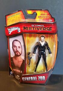 2013 Mattel DC Comics Multiverse  Superman II General Zod Action Figure