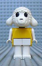 Légo x593c04 Fabuland Personnage Figure Mouton Lamb 4 du 137 347 & 3678