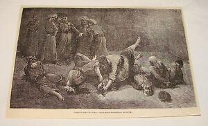 1878-Revue-Gravure-Barbarous-Punition-en-Khiva
