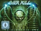 Electric Age [Bonus DVD] by Overkill (CD, Apr-2012, 2 Discs, Nuclear Blast)