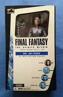 """Palisades Final Fantasy the Spirits Within Fantasy Becomes Reality 2001 """"Dr. Aki Ross"""" Action Figure... - 666620130130 Toys"""