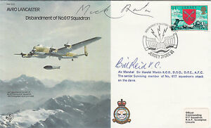 Image Is Loading Last Operational Mission 617 Dambuster Sqn Signed M
