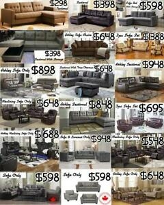 Brand New Sectional &  Sofa On Clearance Toronto (GTA) Preview