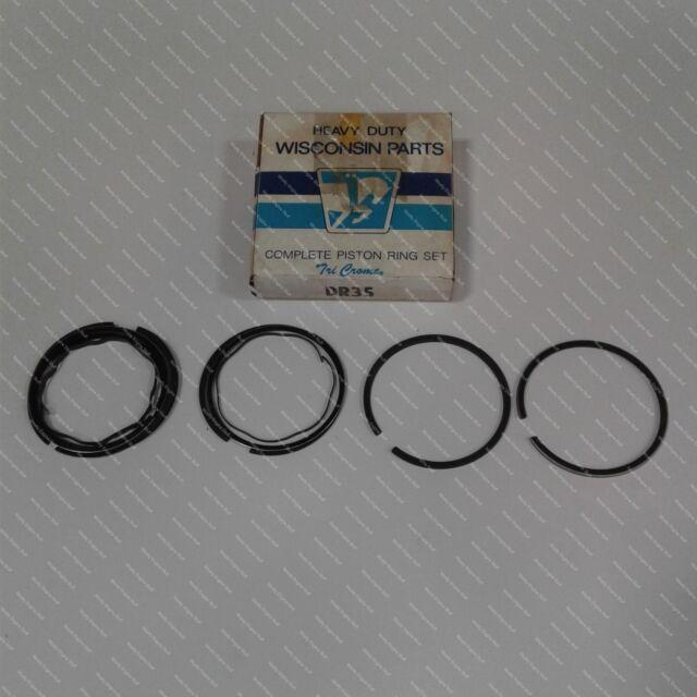 Wisconsin Dr35 Ring Set For Sale Online Ebay