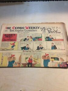 Sunday-Comics-Newspaper-Section-Los-Angeles-Examiner-JULY-24-1938