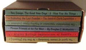 Six-volume-set-in-slipcase-1940-Print-The-Spirit-of-Joann-Gutenberg-in-one-act