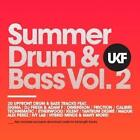 UKF Summer Drum & Bass Vol.2 (CD+MP3) von Various Artists (2015)