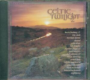 Celtic-Twilight-2-Loreena-Mckennitt-Tim-Clark-Kevin-Braheny-Cd-Ottimo