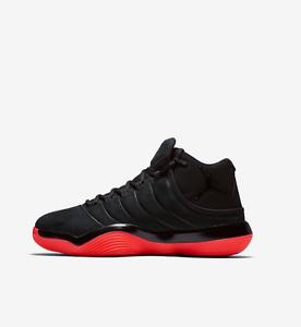 80fbd9818d6f New Air Jordan Youth Super.Fly 2017 GS Shoes (921208-024) Black  Blk ...