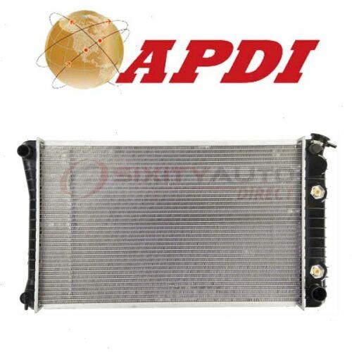 Cooler Cooling Antifreeze fe APDI Radiator for 1981-1993 Chevrolet P30
