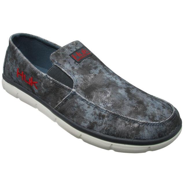 HUK Shoe Brewster Glacier White 095 H8012000 Pick