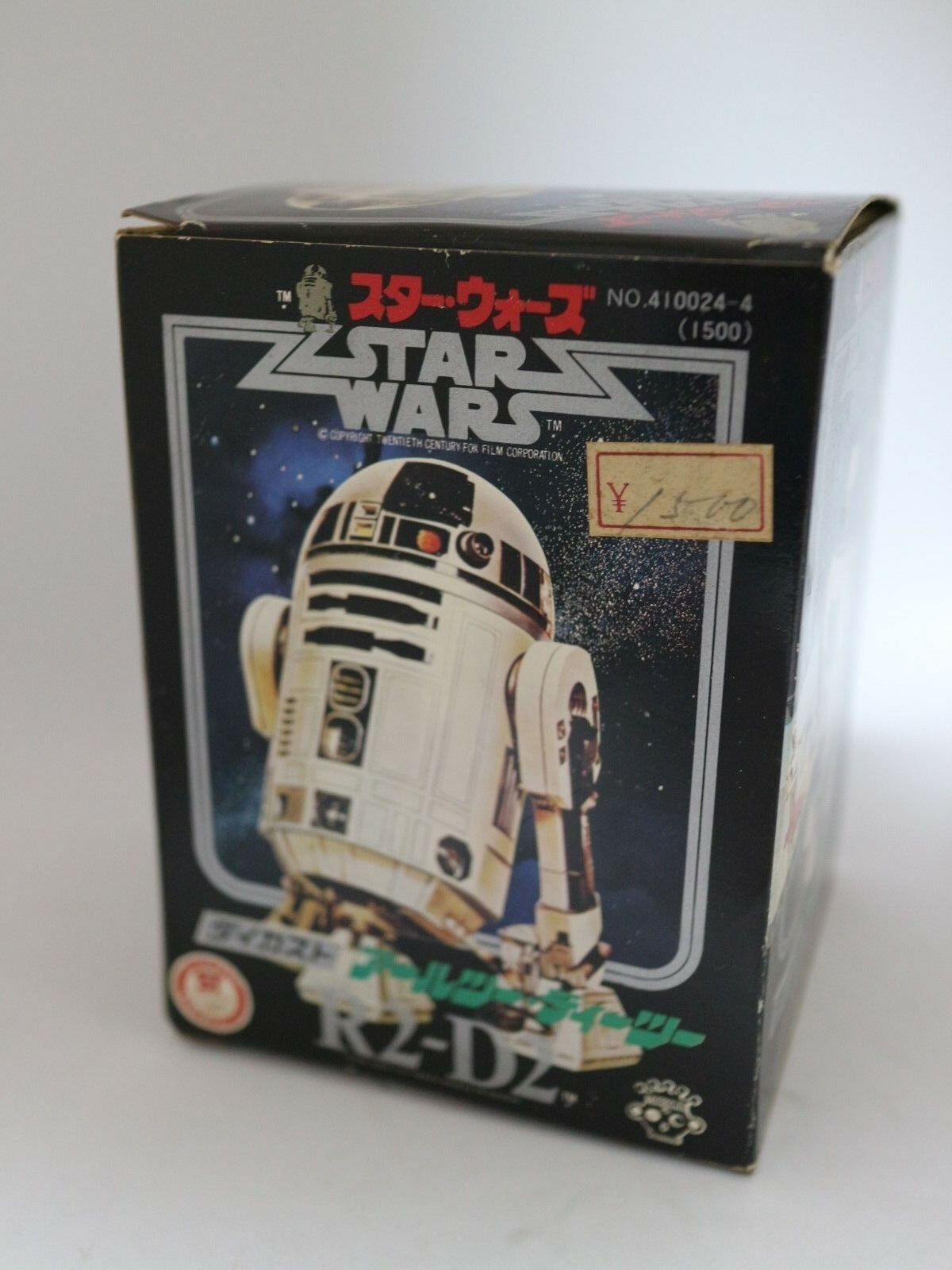 STAR WARS VINTAGE R2-D2 DIE-CAST RARE TAKARA JAPAN 1978