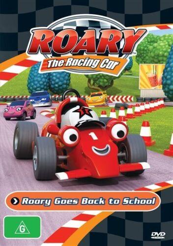 1 of 1 - *BRAND NEW* ROARY THE RACING CAR - ROARY GOES BACK TO SCHOOL - Australian Region