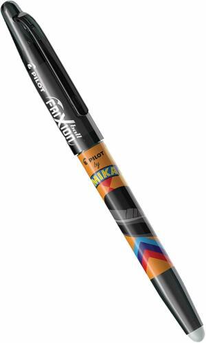 PILOT Tintenroller FRIXION Ball MIKA Limited Edition schwarz
