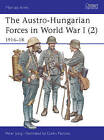The Austro-Hungarian Forces in World War I: v. 2: 1916-18 by Peter Jung (Paperback, 2003)