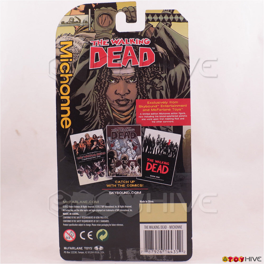 The Walking Dead Michonne San Diego Comic Con 2012 SDCC SDCC SDCC - Skybound Exclusive cfc500