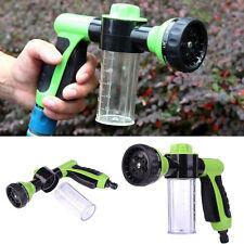 Portable Car Cleaning Washing Foam Gun Water Sprayer Washer Bottle High Pressure