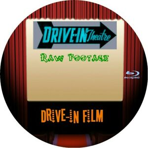BLU-RAY-NEW-INTERMISSION-Raw-footage-Drive-in-Movie-Theater-film-trailers-35mm