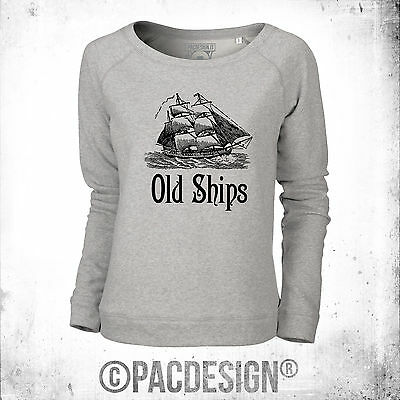 T-SHIRT UOMO OLD SCHOOL TATTOO ROCKABILLY NAVE SHIP WHY SO VINTAGE DK0045A