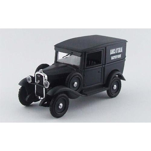 FIAT BALILLA FURGONE TRASPORTO VALORI 1936 1:43 Rio Veicoli Commerciali