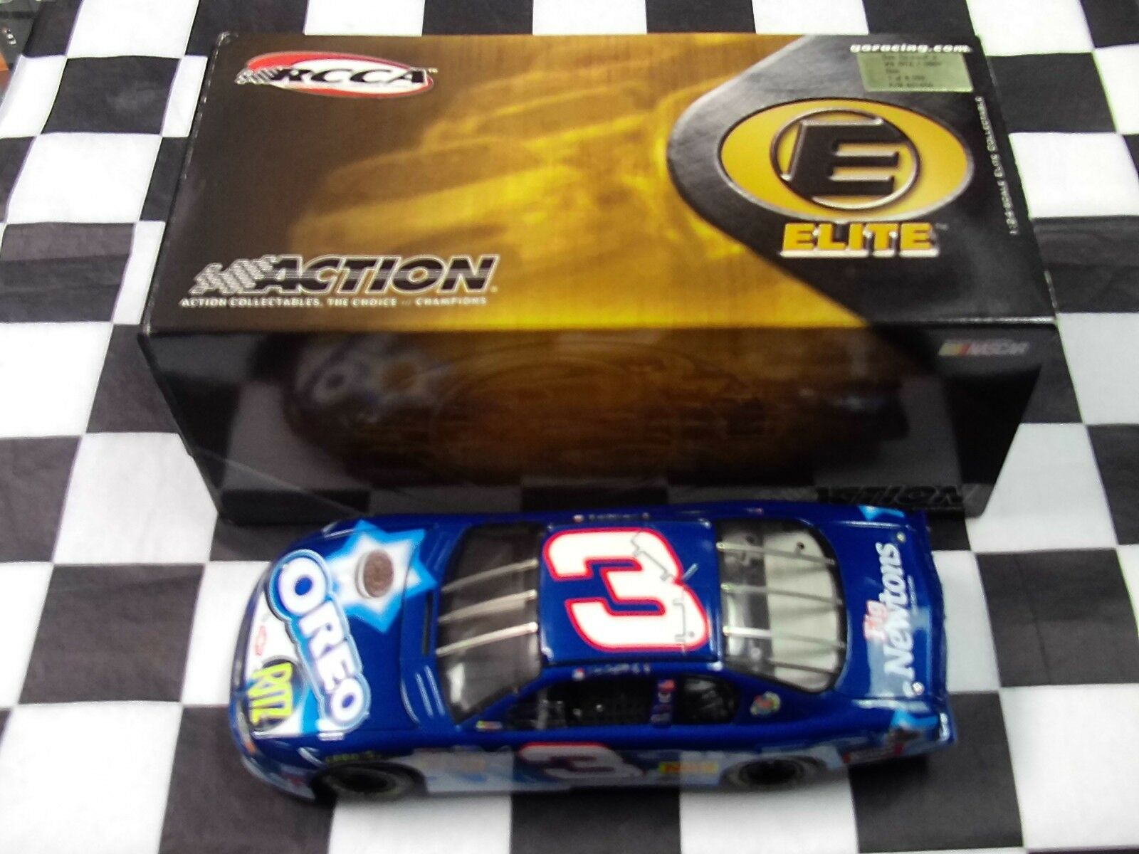 Dale Earnhardt Jr  8 Ritz Oreo 2003 1:24 NIB ELITE One of 6,000 RARE 401455