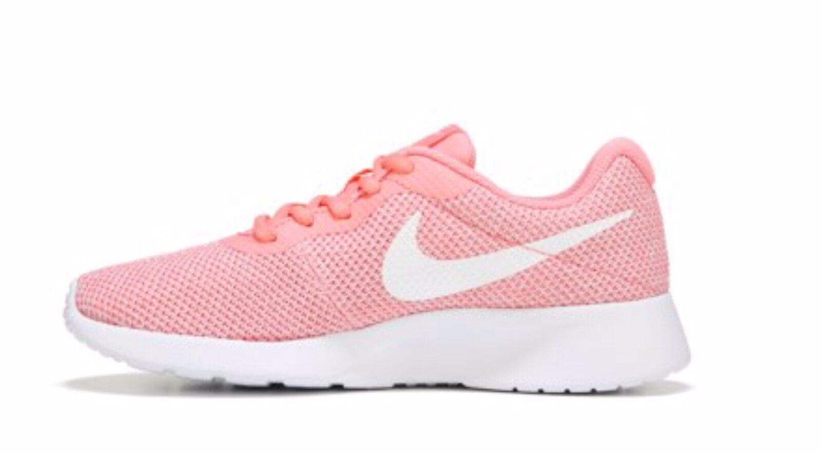 Nike Tanjun Tanjun Tanjun Sneaker Women Pink Size 7M 73e32b