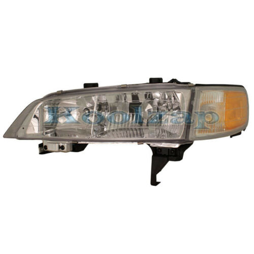 94-97 Honda Accord Headlight Headlamp Front Head Light Lamp Left Driver Side LH