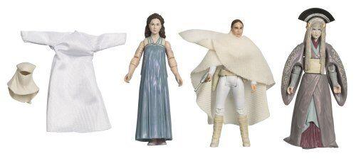 Star Wars Saga Legacy Evolutions Padme Amidala Amidala Amidala Queen Senator Mother of Heroes  6b1e41