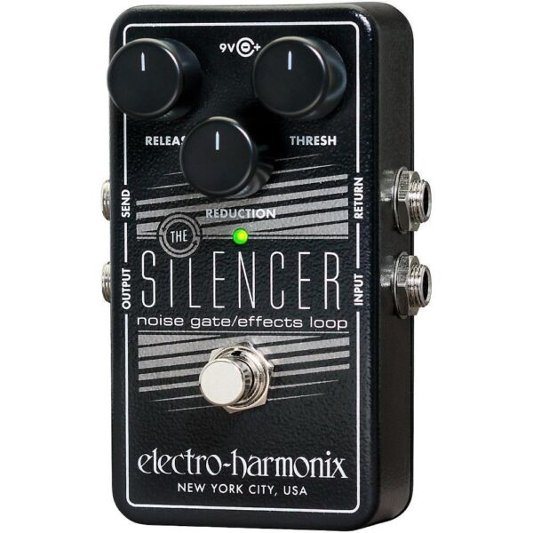electro harmonix the silencer multi effects guitar effect pedal for sale online ebay. Black Bedroom Furniture Sets. Home Design Ideas