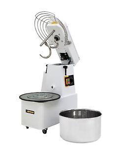 Teigknet- & Teilmaschinen Business & Industrie DemüTigen Premium Prismafood Teigknetmaschine Itr15 Spiralkneter 12kg 16l 400v Gastlando