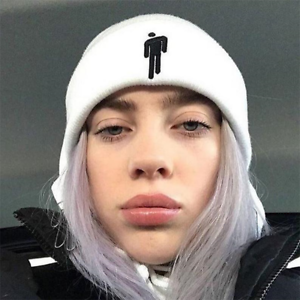 Billie Eilish Official NWT Blohsh Beanie Hat *SOLD OUT* Rare