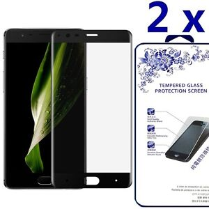 2x-3D-Full-Cover-Case-Friendly-Glass-Screen-Protector-For-OnePlus-3-OnePlus-3T
