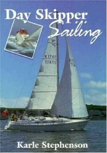 Day Skipper Sailing by Stephenson, Karle Paperback Book The Fast Free Shipping
