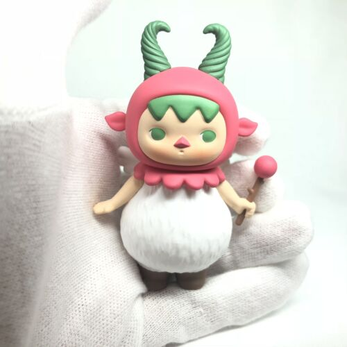 POP MART PUCKY Mini Figure Designer Toy Art Figurine Forest Fairies Faun Fairy