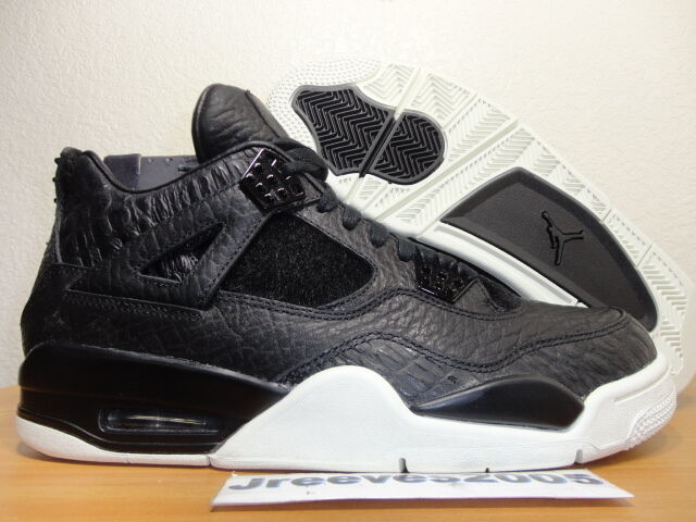 147a5a1685fa8b Jordan Retro 4 Premium PINNACLE Sz 10 100% Authentic IV Pony Hair 819139 010