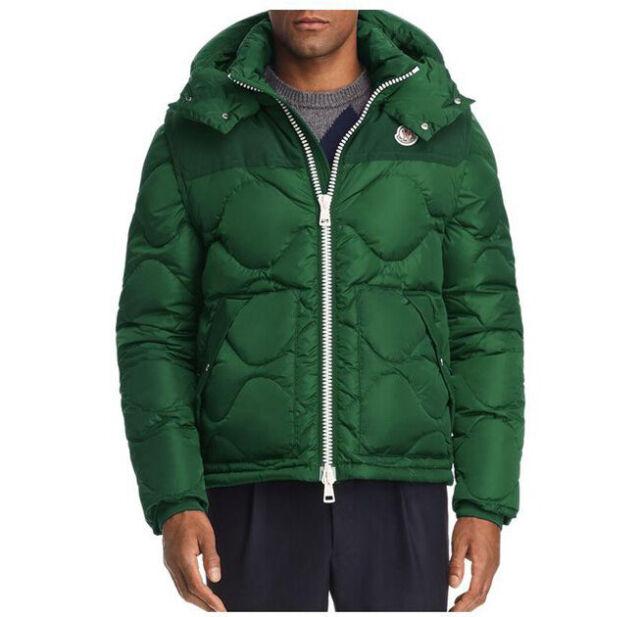 f59b32ecf Moncler 1833 Arles Hooded Convertible Down Mens Jacket 5