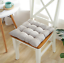 16-034-Cotton-Seat-Pads-Dining-Patio-Home-Kitchen-Office-Chair-Cushions-with-Tie-on thumbnail 12